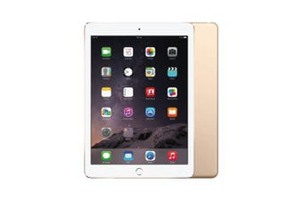 Apple iPad Air 2 Wi-Fi 64GB Gold - As New