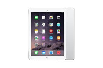 Apple iPad Air 2 Wi-Fi 64GB Silver - As New