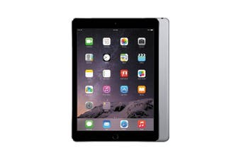 Apple iPad Air 2 Cellular 128GB Space Grey - Refurbished Fair Grade
