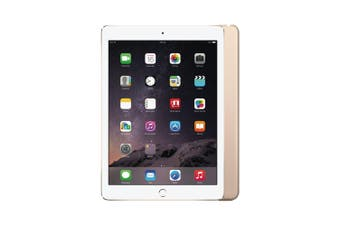 Apple iPad Air 2 Cellular 16GB Gold - Refurbished Good Grade