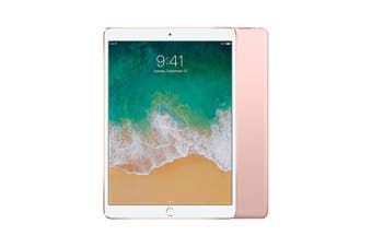 Apple iPad Pro 10.5 WiFi 256GB Rose Gold - As New
