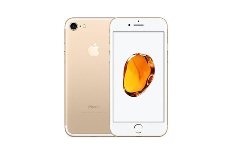 Apple iPhone 7 128GB Gold - Refurbished Imperfect Grade