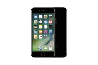 Apple iPhone 7 128GB Jet Black (New Battery) - Refurbished Excellent Grade