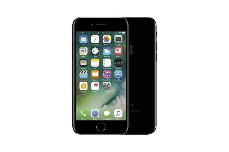 Apple iPhone 7 32GB Jet Black - Refurbished Good Grade