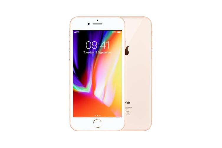 Apple iPhone 8 64GB Gold - As New
