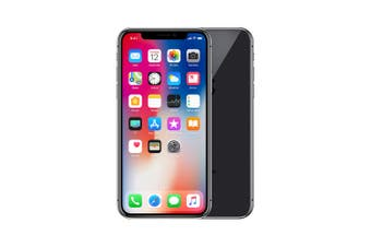 Apple iPhone X 256GB Space Grey - Refurbished Good Grade