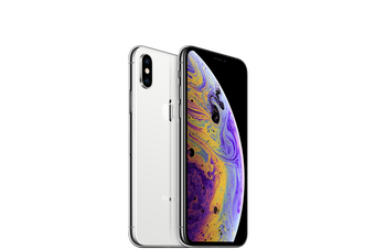 Apple iPhone XS 256GB Silver - Refurbished Imperfect Grade