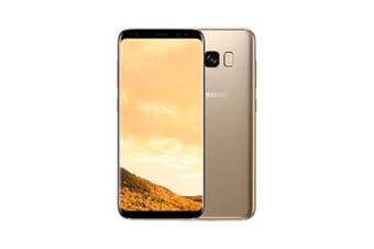 Samsung Galaxy S8 64GB Maple Gold - Refurbished Imperfect Grade