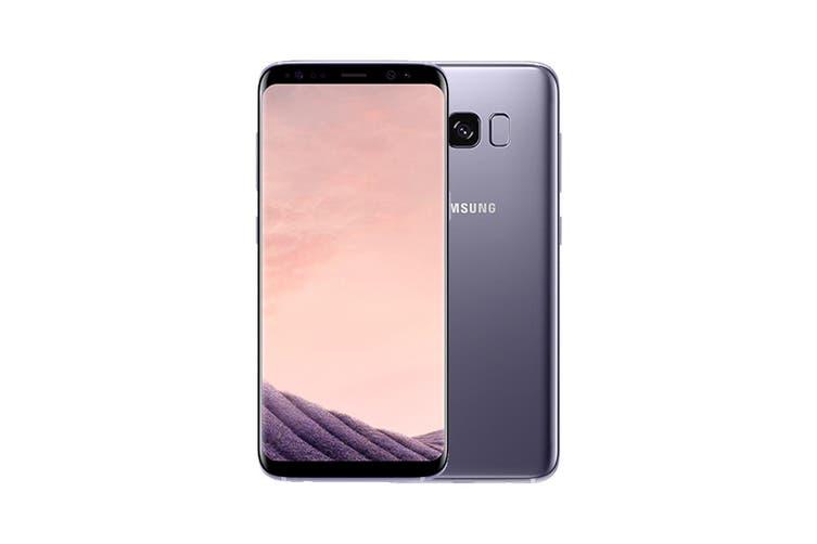 Samsung Galaxy S8 Plus 64GB Orchid Grey - Refurbished Imperfect Grade