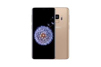 Samsung Galaxy S9 64GB Midnight Gold - Refurbished Fair Grade
