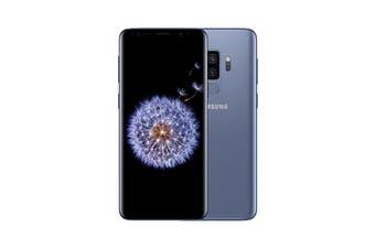 Samsung Galaxy S9+ 64GB Coral Blue - Refurbished Excellent Grade