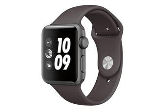 Apple Watch Series 3 Nike Aluminium 42mm Grey - Refurbished Good Grade