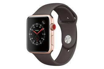 Apple Watch Series 3 Aluminium 42mm Cellular Gold - As New