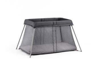Babybjorn Travel Cot Easy Go - Anthracite Mesh