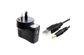 USB Power Supply AC Adapter Charger for Sony Portable Bluetooth Speaker SRS-BTM8 RDP-M7iPN