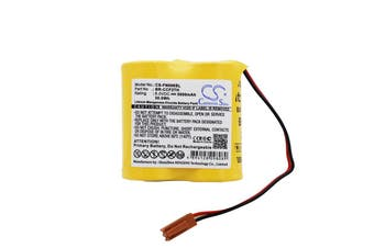Replacement Battery For Cutler Hammer Fanuc A06 PLC programmable logic controller,A06B-0073-K001,A98L-0001-0902,PLC-BR-CCF2TH
