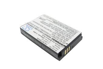 Golf Buddy GB3/Platinum/Platinum Range Finder/World Platinum/World Platinum II/DSC-GB300/LI-B03-02/Li-B01-01 GPS Rangefinder Replacement Battery