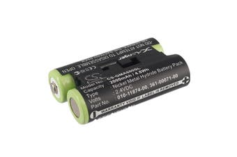 Replacement Battery for Garmin Oregon 650t 600t 600,Montana 600t Camo,010-01550-00,Astro 320 430 handheld,Striker 4 Fishfinder,010-11874-00,361-00071-00