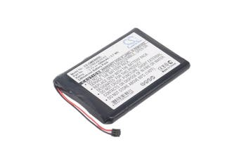 Replacement Battery for Garmin Edge 800 810 KE37BE49D0DX3 GPS Navigator