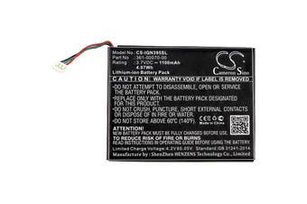 Replacement 361-00070-00 Battery for Garmin Nuvi 3597 3597LMT 3597LMTHD 3598 3598LMT 3598LMT-D GPS Navigation