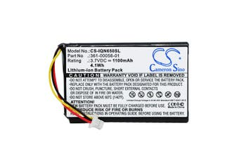 361-00056-01 1100mAh Battery for Garmin Nuvi 65 65LM 2689LMT 010-01211-01