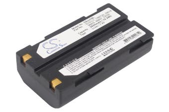 2600mAh Trimble 54344 92600 R8 GPS Navigation Replacement Battery