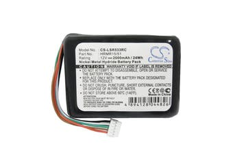 Logitech UE Smart Radio,Squeezebox Radio,533-000050,533-000090,HRMR 15/51,HRMR15/51,NT210AAHCB10YMXZ Replacement Battery