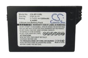 Sony PSP-2000,PSP-3000,PSP-3002,PSP Lite,PSP Slim,PSP-S110 Replacement Battery