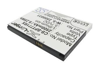 Battery for Netgear Telstra Aircard 782s Replace W-5 W5 5200077 5200060 4G Modem AC782S Wi-Fi 4G Advanced Mobile Hotspot