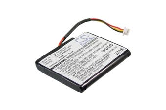 Replacement Battery for TOMTOM VIA 1405 1400M 1405 1405M 1405T 1435T 1435TM 1505 1505M 1505T 1535T GPS Navigator