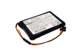 Replacement Battery for TomTom Go XL330S,Quanta,FM68360420759,VF3, One N14644,AHL03711401 GPS
