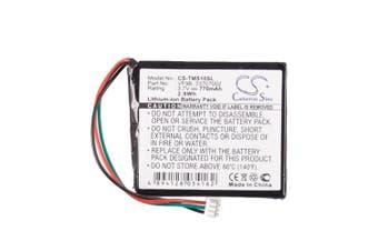 Replacement Battery for TOMTOM 1EX00/4EX0.001.11/Easy/Start/Start 2/AHL03706001/AHL03707002/VF9/VF9B GPS Navigation