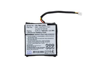 Replacement KM1 Battery for TomTom 4EH44,Start 20,Via 120,Via 125,Via Live 120,Via Live 125,Via Live Euro,Via Live Regional GPS Navigation