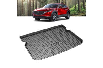 Cargo Rubber Mat Boot Trunk Liner Cover Luggage Tray for Mazda CX30 CX-30 2019 2020