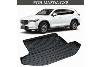 Heavy Duty Cargo Rubber Waterproof Mat Boot Liner Luggage Tray for Mazda CX-8 CX8 SUV 2018 2019 2020