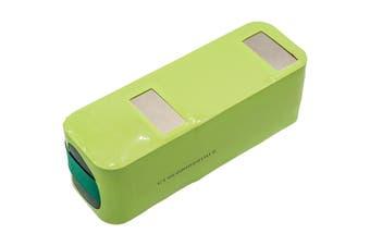 14.4V INFINUVO CleanMate 365 QQ1 QQ2 QQ-2 QQ-2L NS280D67C00RT Vacuum Cleaner Replacement Battery