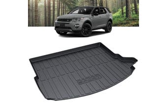 Heavy Duty Cargo Rubber Waterproof Trunk Mat Boot Liner Luggage Tray for Land Rover Discovery Sport 2015 2016 2017 2018 2019 2020