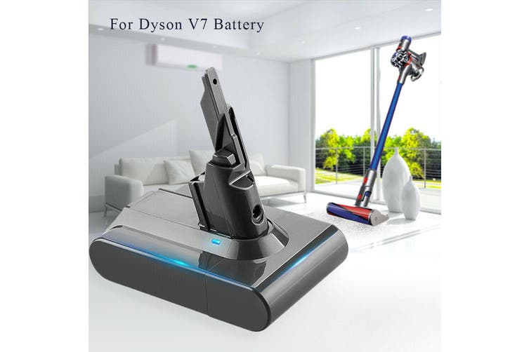 Replacement Battery for Dyson V7 Animal Absolute Handheld Cordless Vacuum Cleaner,for Part 968670-03 968670-02 SV11 225403