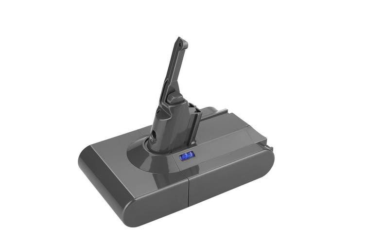 Replacement Battery for Dyson V8 Absolute/V8 Animal/V8 Fluffy/SV10/164527-01/164527-01/214730-01/215866/215681 Handheld Cordless Vacuum