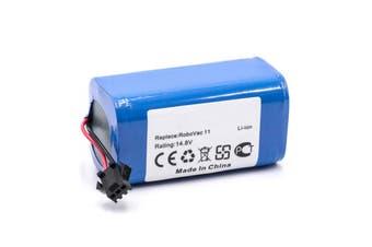 14.8V Battery for Ecovacs Deebot N79S N79 DN622 Eufy RoboVac 11 11S 11S MAX 12 15C 15C MAX 15T 30 30C Max 35C Robot Vacuum
