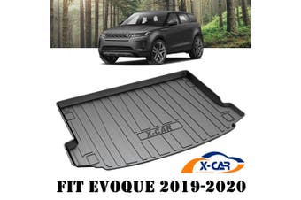 Cargo Rubber Mat Boot Trunk Liner Cover Luggage Tray for Land Range Rover Evoque 2019 2020