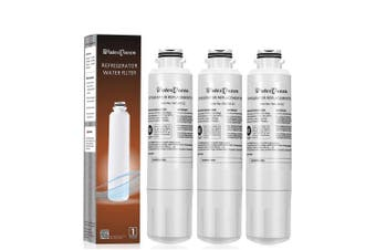 3 Packs Samsung Fridge Replacement Water Filter DA29-00020B DA29-00020A DA-97-08006A AQP-FF27A