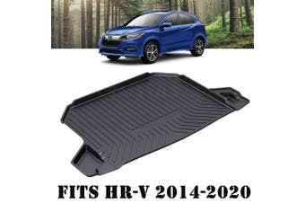 Boot Liner Cargo Luggage Tray Trunk Floor Waterproof Rubber Mat Fits Honda HR-V HRV 2014 2015 2016 2017 2018 2019 2020