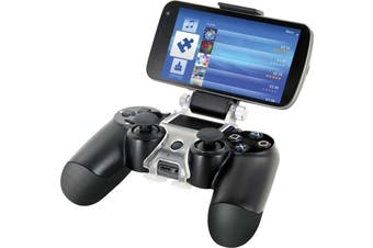 Android Mobile Phone Smart Clip Clamp Holder for Sony PS4 Playstation 4 Dualshock Game Controller