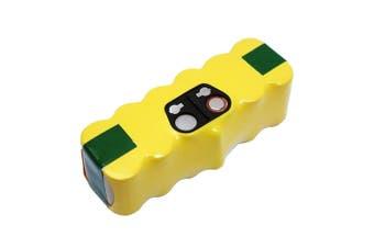14.4V 3.0 Ah battery for iRobot Roomba 11702 56708 80501 80601 GD-Roomba-500 SP530-BAT,Scooba 450,Robotic U290,Cleanfriend Veluce R29