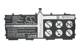 Battery for Samsung Galaxy Note 10.1 Tab 2 GT N8000 N8020 P5110 P5100 P5113 BT80,GT-P7500 P7510 SP3676B1A(1S2P)