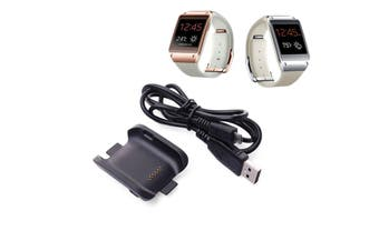 Dock Charger Cradle Charging Cable For Samsung Galaxy Gear SM-V700 V700 Smart Watch Tide