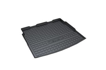 3D Moulded Heavy Duty Waterproof Cargo Rubber Mat Boot Liner Fit for Volkswagen Tiguan Allspace SUV 2018 2019 2020