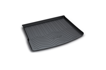 3D Moulded Heavy Duty Waterproof Cargo Rubber Mat Boot Liner Fit for Volkswagen Touareg SUV 2011 2012 2013 2014 2015 2016 2017 2018