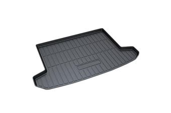 3D Moulded Heavy Duty Waterproof Cargo Rubber Mat Boot Liner Fit for Hyundai Tucson SUV 2015-2020